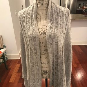 The Limited Grey cardigan